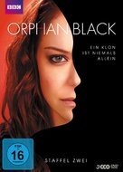 """Orphan Black"" - German Movie Cover (xs thumbnail)"