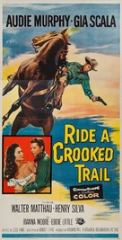 Ride a Crooked Trail - Movie Poster (xs thumbnail)