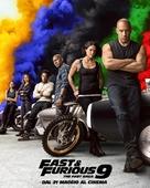 F9 - Italian Movie Poster (xs thumbnail)