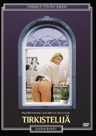L'uomo che guarda - Finnish DVD cover (xs thumbnail)