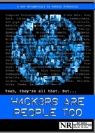 Hackers Are People Too - DVD cover (xs thumbnail)