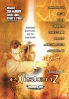 eXistenZ - DVD cover (xs thumbnail)