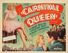 Carnival Queen - Movie Poster (xs thumbnail)