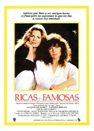 Rich and Famous - Spanish Movie Poster (xs thumbnail)