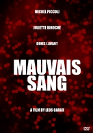 Mauvais sang - Movie Cover (xs thumbnail)