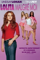 Mean Girls - French DVD cover (xs thumbnail)