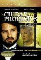 Ciudad de los prodigios, La - Spanish poster (xs thumbnail)