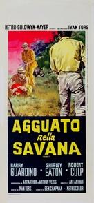 Rhino! - Italian Movie Poster (xs thumbnail)