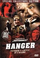 Hanger - Austrian DVD cover (xs thumbnail)