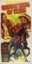 Bandit King of Texas - Movie Poster (xs thumbnail)
