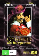 Cyrano de Bergerac - Australian DVD cover (xs thumbnail)