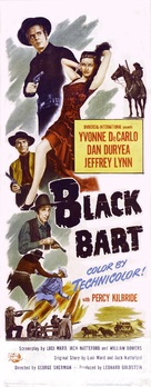 Black Bart - Movie Poster (xs thumbnail)