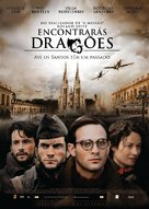 There Be Dragons - Portuguese Movie Poster (xs thumbnail)