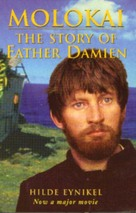 Molokai: The Story of Father Damien - VHS movie cover (xs thumbnail)