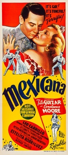 Mexicana - Australian Movie Poster (xs thumbnail)
