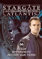"""Stargate: Atlantis"" - French DVD cover (xs thumbnail)"