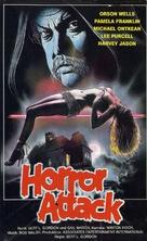 Necromancy - German VHS movie cover (xs thumbnail)