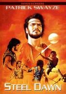 Steel Dawn - DVD movie cover (xs thumbnail)