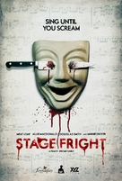 Stage Fright - Canadian Movie Poster (xs thumbnail)