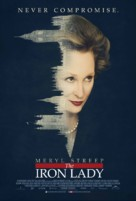 The Iron Lady - Canadian Movie Poster (xs thumbnail)