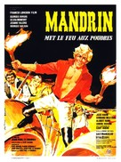 Mandrin - French Movie Poster (xs thumbnail)