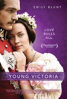 The Young Victoria - Canadian Movie Poster (xs thumbnail)