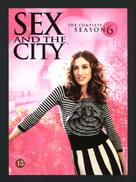 """Sex and the City"" - Danish DVD cover (xs thumbnail)"