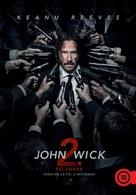 John Wick: Chapter Two - Hungarian Movie Poster (xs thumbnail)