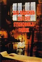 Tulitikkutehtaan tyttö - German Movie Poster (xs thumbnail)