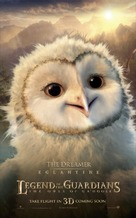 Legend of the Guardians: The Owls of Ga'Hoole - British Movie Poster (xs thumbnail)