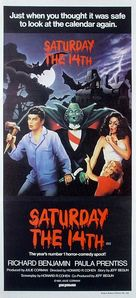 Saturday the 14th - Movie Poster (xs thumbnail)