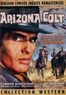 Arizona Colt - French DVD movie cover (xs thumbnail)