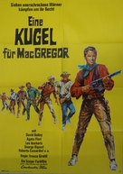 Sette donne per i MacGregor - German Movie Poster (xs thumbnail)