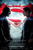 Batman v Superman: Dawn of Justice - Malaysian Movie Poster (xs thumbnail)