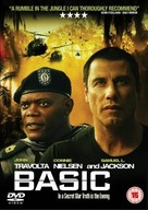 Basic - British DVD movie cover (xs thumbnail)