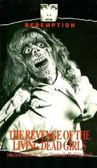 La revanche des mortes vivantes - Movie Cover (xs thumbnail)