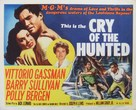 Cry of the Hunted - Movie Poster (xs thumbnail)