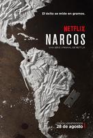 """Narcos"" - Mexican Movie Poster (xs thumbnail)"