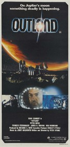 Outland - Australian Movie Poster (xs thumbnail)