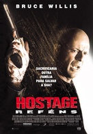 Hostage - Brazilian Movie Poster (xs thumbnail)