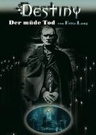 Der müde Tod - DVD cover (xs thumbnail)