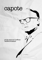 Capote - DVD cover (xs thumbnail)