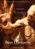 El laberinto del fauno - Movie Poster (xs thumbnail)
