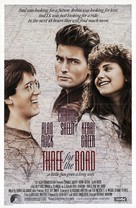 Three for the Road - Movie Poster (xs thumbnail)