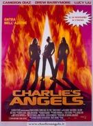 Charlie's Angels - Italian Movie Poster (xs thumbnail)
