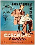 Casanova Brown - Danish Movie Poster (xs thumbnail)