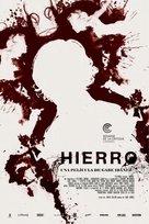 Hierro - Spanish Movie Poster (xs thumbnail)