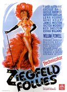 Ziegfeld Follies - French Movie Poster (xs thumbnail)