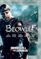 Beowulf - Spanish Movie Cover (xs thumbnail)