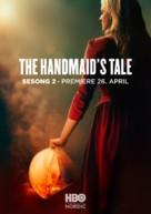 """The Handmaid's Tale"" - Norwegian Movie Poster (xs thumbnail)"